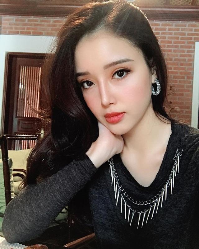 Em gái xinh đẹp, cao gần 1m80 của Hoa hậu Mai Phương Thúy - 7