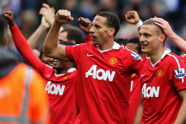 Rio Ferdinand - Vidic: Chất thép của Man Utd vĩ đại - 4