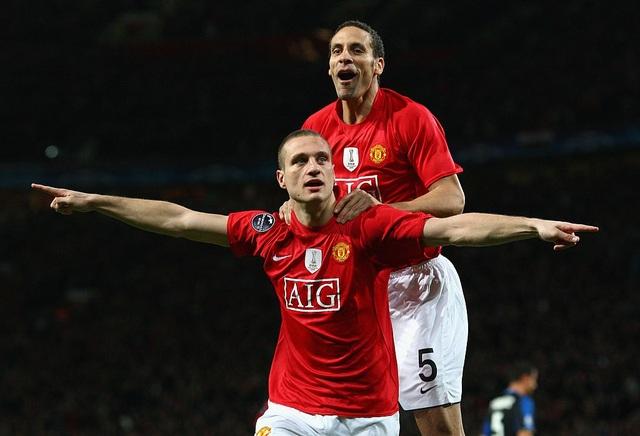 Rio Ferdinand - Vidic: Chất thép của Man Utd vĩ đại - 2