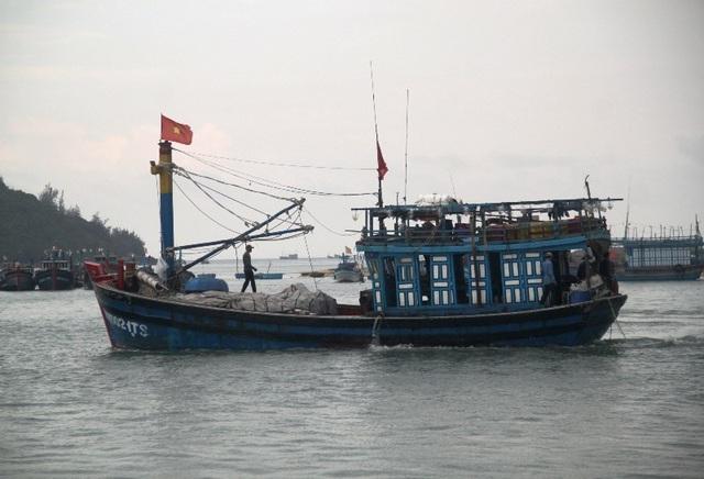 4 chủ tàu cá bị phạt 3,6 tỷ đồng vì đánh bắt ở vùng biển nước ngoài - 1