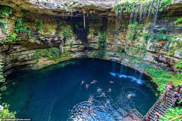 Những kỳ quan nước tạo trải nghiệm tuyệt vời số 1 - 4