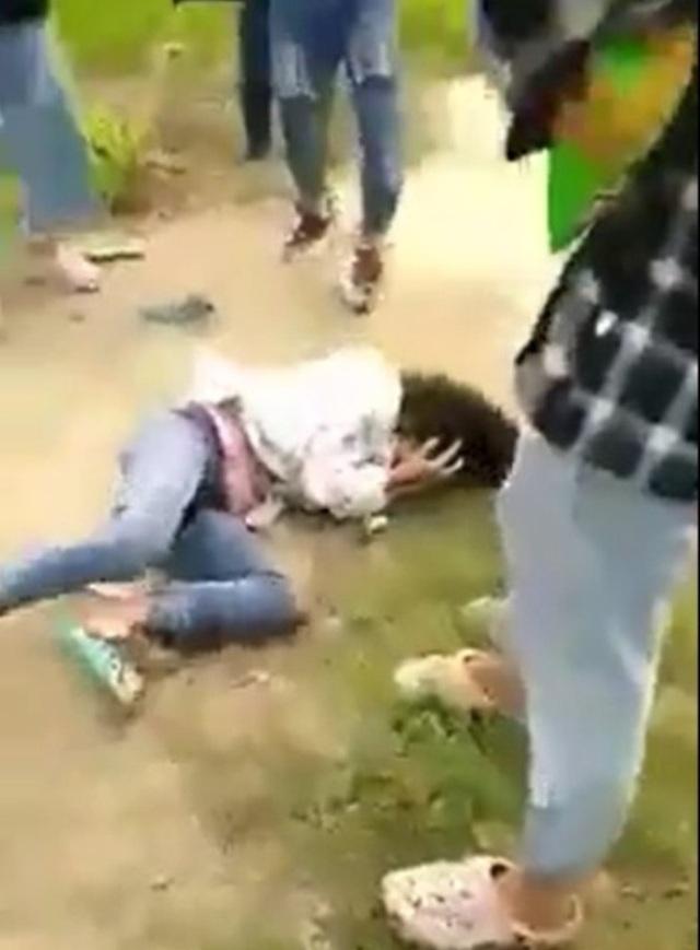 Nữ sinh lớp 9 bị nhóm bạn vây đánh đang nằm viện theo dõi - 2