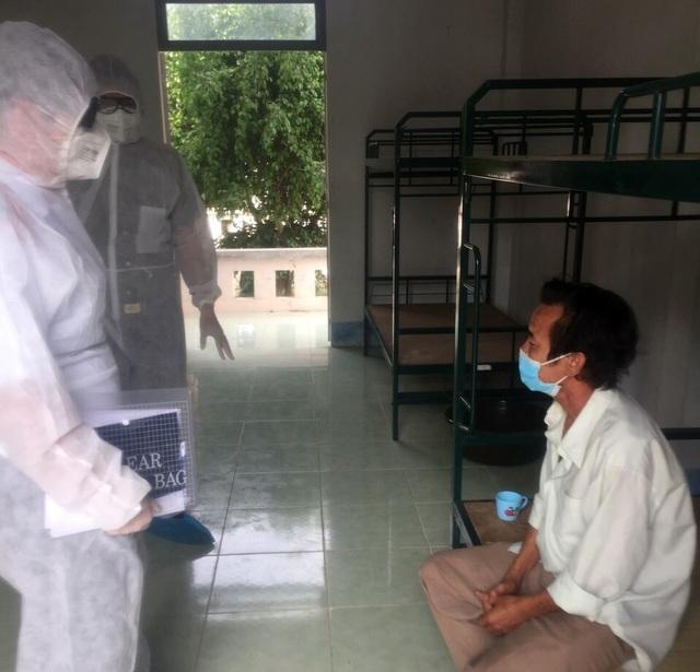 Người trốn cách ly ở Tây Ninh đã ra khai báo tại Hà Nội - 2