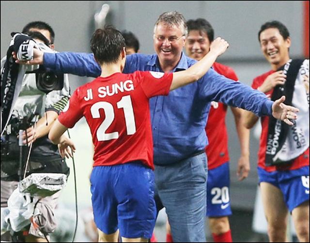Park Ji Sung: Chiến binh không phổi của Man Utd - 2