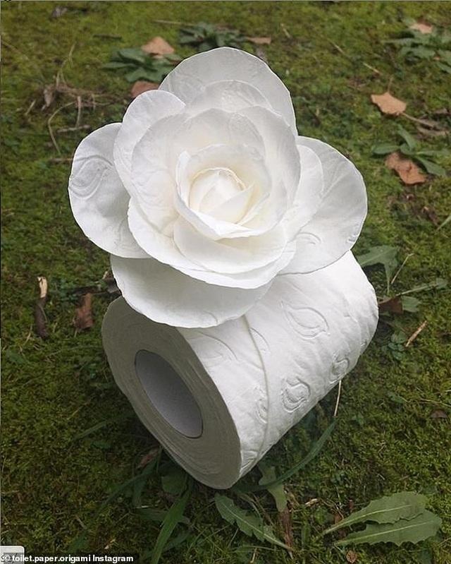 Thừa giấy làm chi chẳng... gấp origami? - 7
