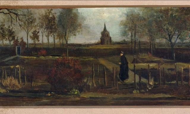 Tranh Van Gogh bị đánh cắp khi bảo tàng ngừng hoạt động vì Covid-19 - 1