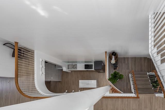 Ngôi nhà ống đưa cả thiên nhiên vào nhà của cặp vợ chồng trẻ ở Cần Thơ - 8