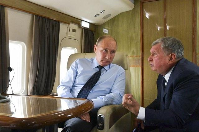 CEO tập đoàn dầu mỏ lớn nhất nước Nga bán toàn bộ BĐS ở Venezuela cho Nga - 1