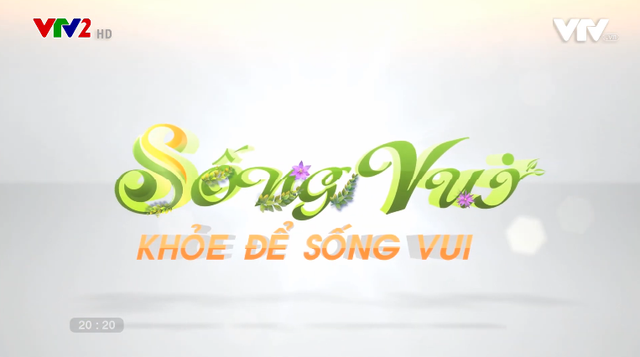 Chương trình Sống vui  VTV2 - 1