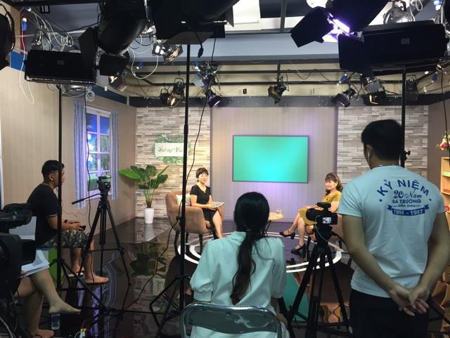Chương trình Sống vui  VTV2 - 4
