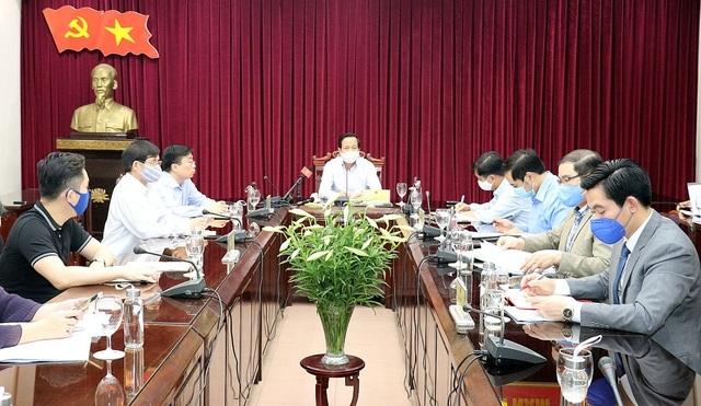Bộ LĐ-TBXH bố trí luân phiên 30 % công chức, viên chức làm việc ở cơ quan - 1