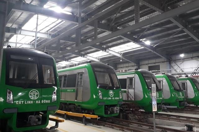 Đường sắt Cát Linh - Hà Đông: Nhà thầu đã nhận thanh toán 509 triệu USD - 1