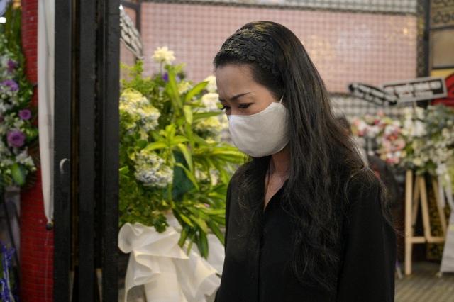 Đưa tiễn diễn viên Mai Phương về nơi an nghỉ cuối cùng - 6