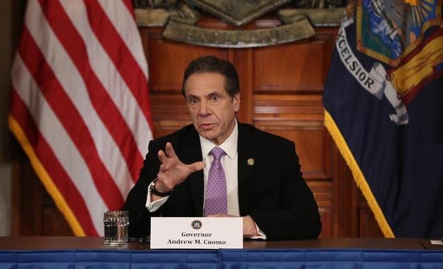 Mỹ có hơn 160.000 ca mắc Covid-19, New York kêu cứu - 2