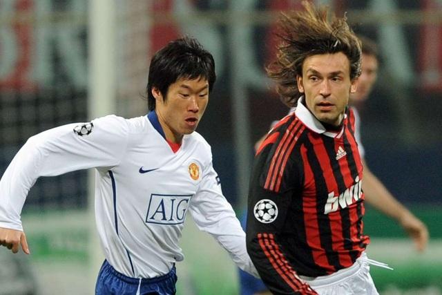Park Ji Sung: Chiến binh không phổi của Man Utd - 4