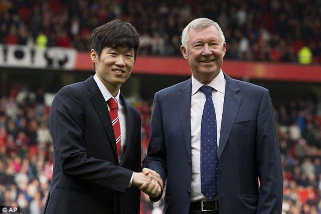 Park Ji Sung: Chiến binh không phổi của Man Utd - 3