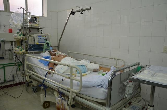 Tính mạng mong manh của người đàn ông bị ô tô đâm gãy 5 xương sườn - 3
