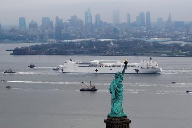Mỹ có hơn 160.000 ca mắc Covid-19, New York kêu cứu - 3