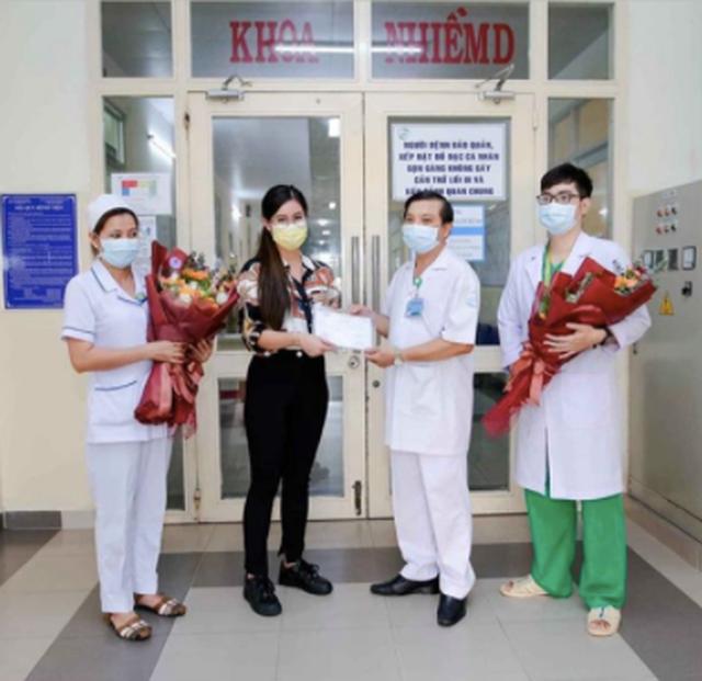 Tiên Nguyễn được chữa khỏi Covid-19, quyết dồn sức hoạt động từ thiện - 2