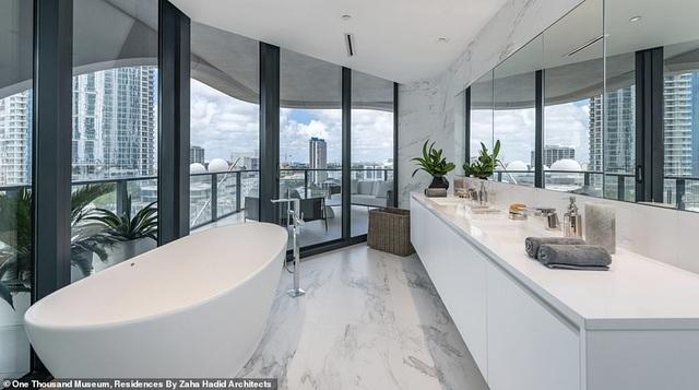 Ngắm căn hộ 24 triệu USD của vợ chồng Beckham - 9