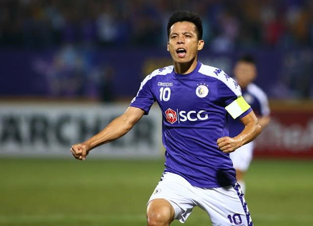 Văn Quyết lọt top 2 chân sút xuất sắc số 1 AFC Cup - 1