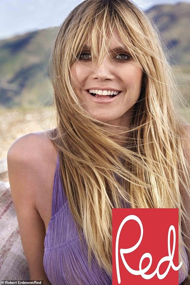 Heidi Klum: U50 vẫn đẹp gợi cảm - 2