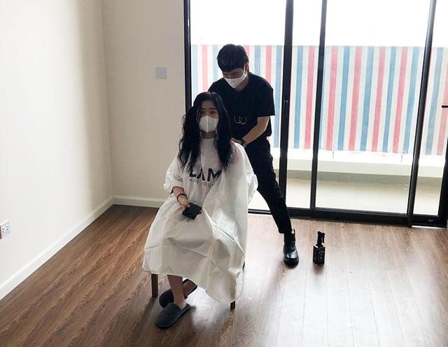 Dịch vụ cắt tóc tại nhà bùng nổ trong mùa dịch Covid-19 - 3
