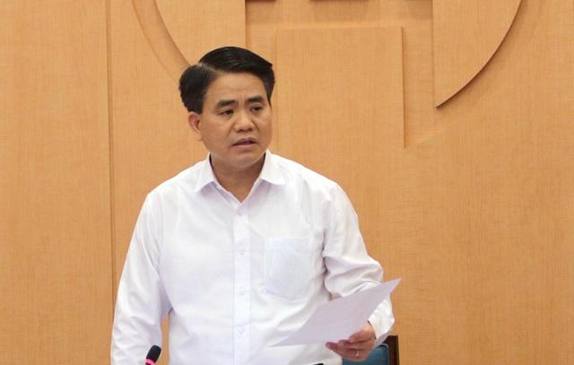 """Chủ tịch Hà Nội: """"Thành phố 8 triệu dân, chỉ có 300 máy thở!"""" - 1"""