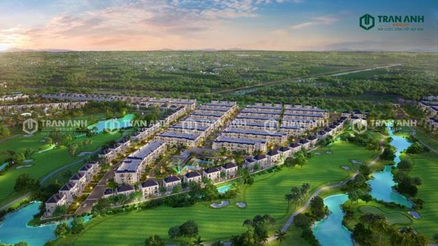 West Lakes Golf  Villas – Đô thị sân golf tại Long An - 2