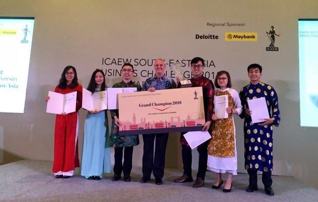 """Giải mã cuộc thi Chiến lược kinh doanh ICAEW """"hút"""" giới trẻ Việt Nam - 2"""