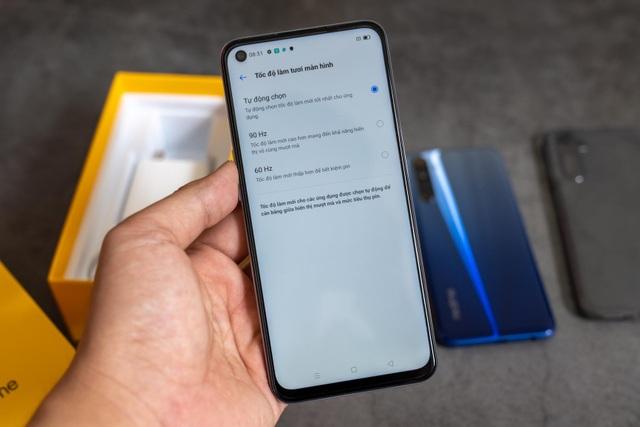 Đập hộp Realme 6 màn hình 90Hz giá từ 6 triệu đồng - 4