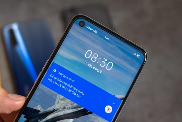 Đập hộp Realme 6 màn hình 90Hz giá từ 6 triệu đồng - 5