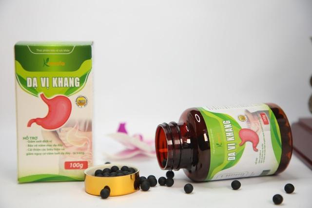 Dạ Vị Khang - Tin vui cho người mắc bệnh dạ dày - 2