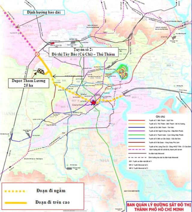 Điều chỉnh hệ số giá đất tại một số dự án ở TPHCM - 1