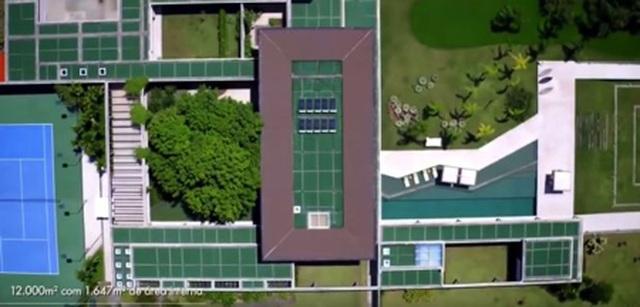 Ngắm siêu dinh thự nơi Neymar cách ly cùng hội chiến hữu thân thiết - 2