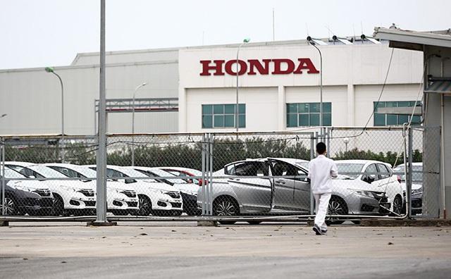 Đến lượt Honda Việt Nam dừng sản xuất vì dịch Covid-19 - 1