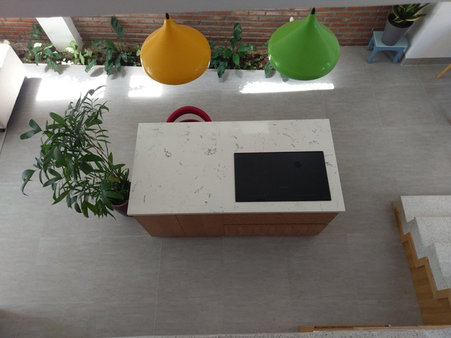 Cặp vợ chồng trẻ ở Nha Trang tự thiết kế nhà giá 900 triệu đồng đẹp mê - 4