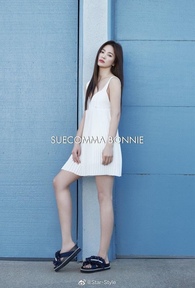 """Song Hye Kyo hậu ly hôn: """"Tôi thích một mình lúc nửa đêm"""" - 6"""