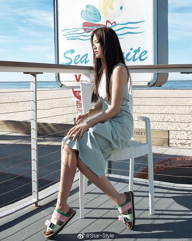 """Song Hye Kyo hậu ly hôn: """"Tôi thích một mình lúc nửa đêm"""" - 5"""