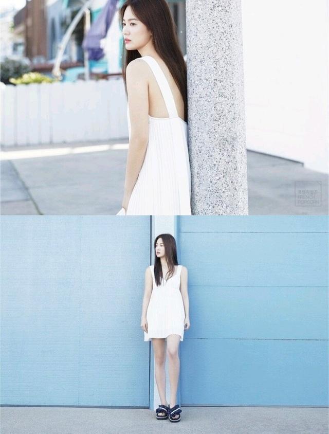 """Song Hye Kyo hậu ly hôn: """"Tôi thích một mình lúc nửa đêm"""" - 7"""