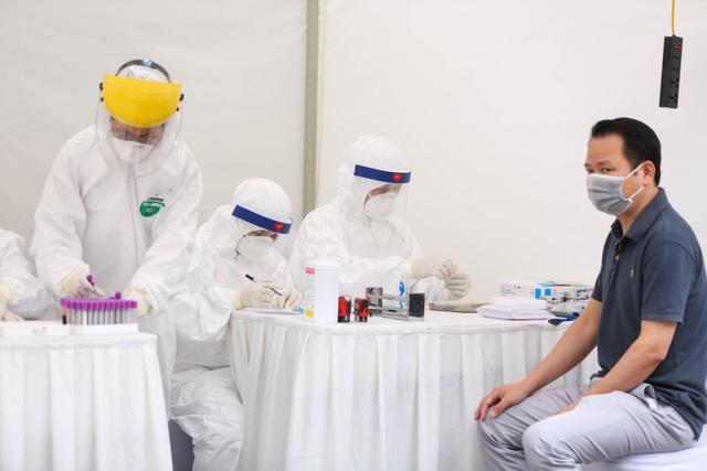 Test nhanh virus corona: Các điều cần lưu ý - 1