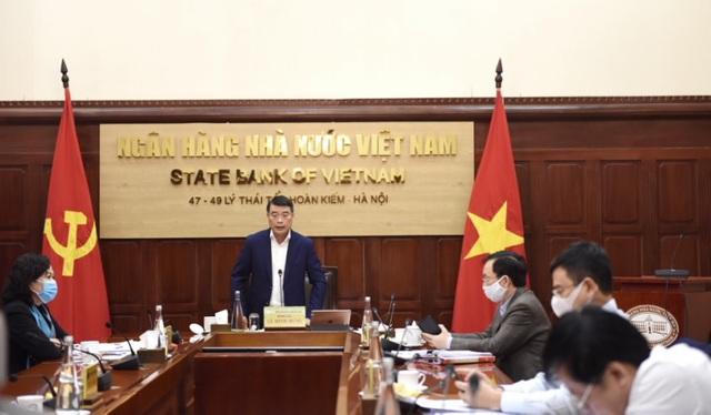 Thống đốc NHNN: Phòng công triệu chứng ngừng sẽ tác động giao dịch ngân hàng - 1