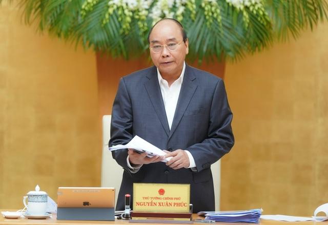 Thủ tướng: Nền kinh tế Việt Nam vẫn đứng vững trước cú sốc Covid-19 - 1