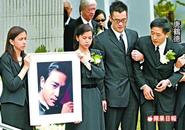 Người tình đồng giới thương nhớ ngôi sao quá cố Trương Quốc Vinh - 3
