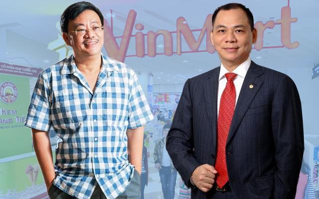 Ông Phạm Nhật Vượng lãi lớn đến từ thương vụ bán Vinmart cho Masan - 1