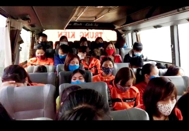 Số lượng 46 hành khách bị