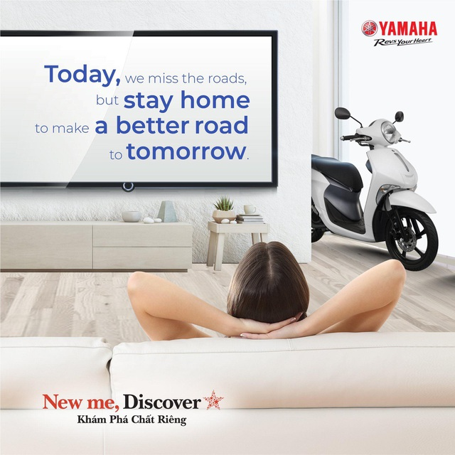 Yamaha Motor Việt Nam dừng sản xuất 2 tuần: Lan tỏa thông điệp an toàn giữa Covid 19 - 1