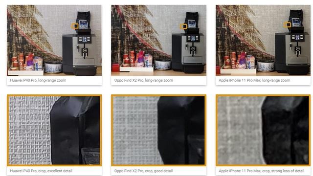 Camera trên Huawei P40 Pro đứng đầu DxOMark về khả năng chụp ảnh - 2