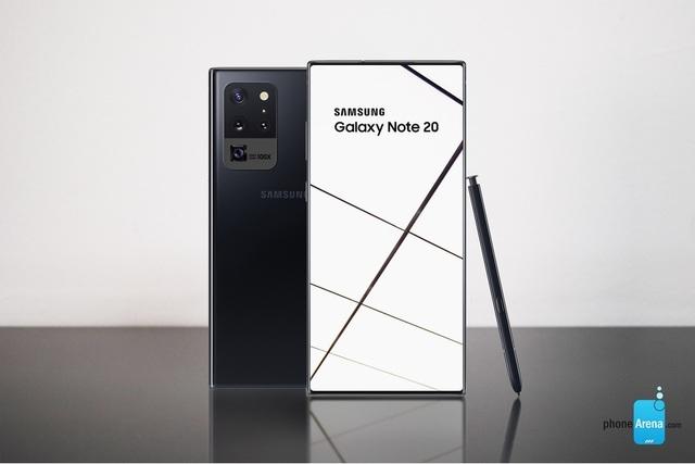 Lộ cấu hình gây thất vọng của Galaxy Note20+ - 2