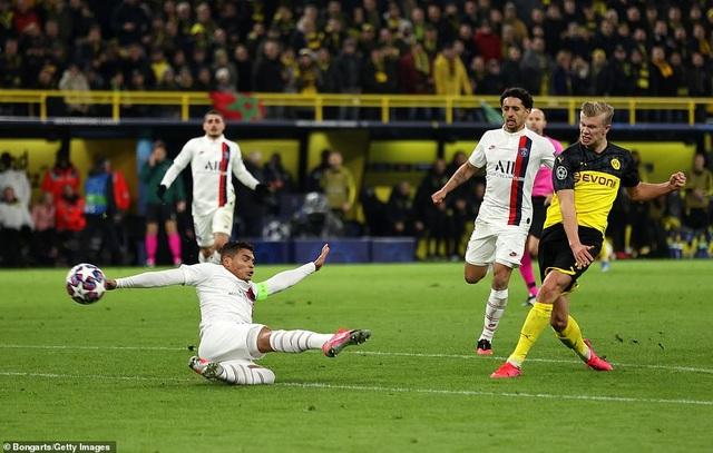 Man Utd quyết tranh chữ ký của Haaland với Real Madrid - 1
